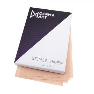 Derma デルマアートプリンター用 ステンシルアート用紙