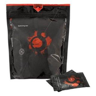 S8 Red タトゥー バリアジェル 小包装パック