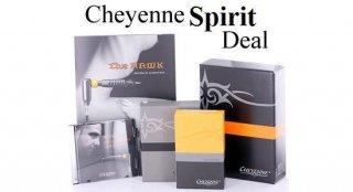 【特別セット】Cheyenne Hawk Spiritモーター&グリップ&ニードルセット