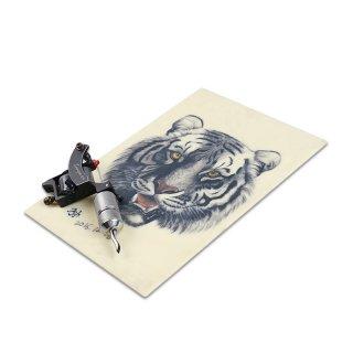 DH タトゥー練習用 高級シリコンスキン A4サイズ 5枚
