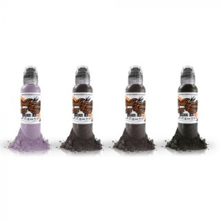 WORLD FAMOUS ワールド・フェイマス  Slovak ブラッシュスキントーン 4色セット