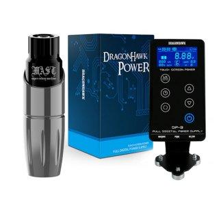 DH Mast ロータリーペンマシン & パワーサプライ LCDサプライセット