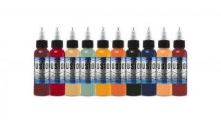 FUSION INK フュージョンインク Ben Kaye パレットシグネチャー 10本セット