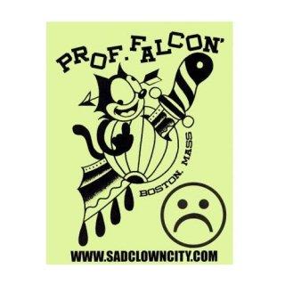 Prof. Falconのスケッチブック デザイン本
