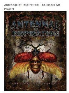 昆虫アートプロジェクト ハードカバー本