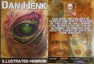 Dan Henk ダークイメージチュートリアル&カラーブレンドテクニック DVD