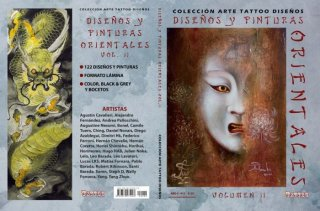 アルゼンチン直輸入 Disenos and Pinturas Orientals Volume 2