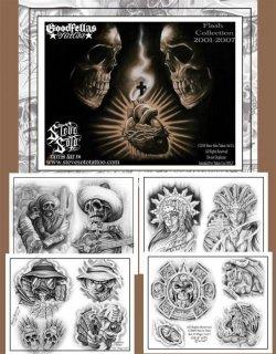 Steve Soto フラッシュコレクションブック 7Flast セット