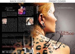 映画「Flesh and Blood」 DVD