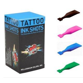 Millennium MOMS INK ミレミアムズ マームズ タトゥーインク  ショット チューブ 30本セット