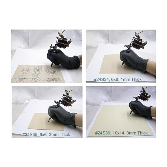 タトゥー用品 練習用 プラックティススキン