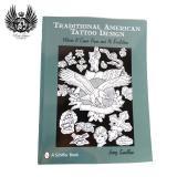 アメリカントラディショナル タトゥー デザイン本