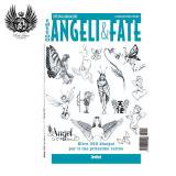 イタリア直輸入 天使と運命 全250種類以上 タトゥーデザイン本