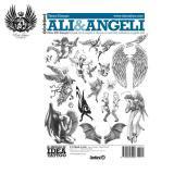 イタリア直輸入 アリーと天使 ウィング羽特集 デザイン本