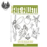 イタリア直輸入 Fate&Folletti 妖精フェアリー特集 タトゥーデザイン本