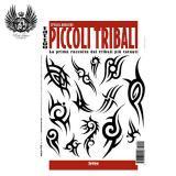 イタリア直輸入 Piccoli&トライバル 100種 タトゥーデザイン本