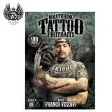 ブラック&グレー ポートレートタトゥー講座 Franco Vescovi 180分 DVD