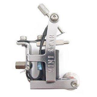 Unimax社製 Mini Star ミニ スター シングルコイル  ライナー用 タトゥーマシン 10ラップ