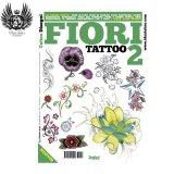イタリア直輸入 花 フラワー 全329種  第二弾 タトゥーデザイン本