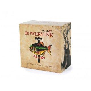 INTENZE インテンヅ X BOWERY 伝説のタトゥーアーティストタトゥーインク アメリカントラディショナル オールドスクール 8色