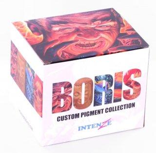 INTENZE インテンツ タトゥーインク Boris From Hungary限定 カラーライン 19色セット