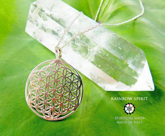 silver925flower of life32mm mozeypictures Gallery