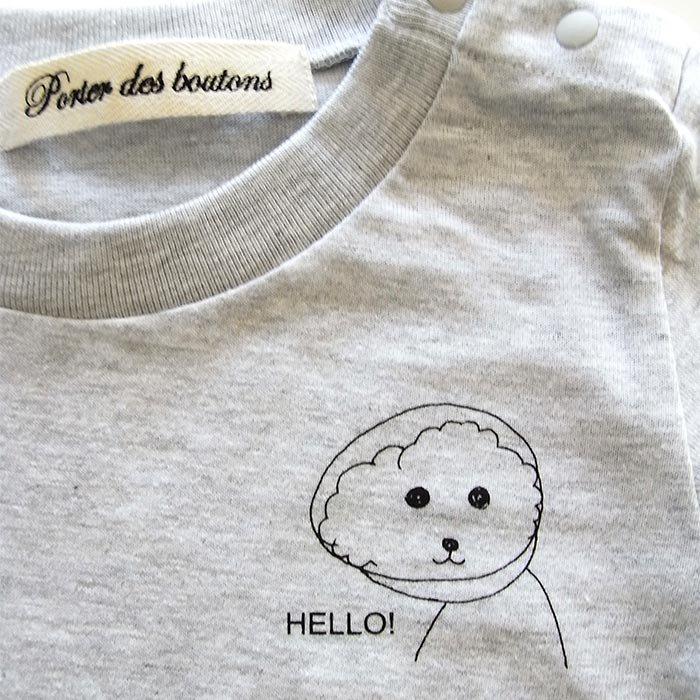 Lotta Tシャツ kids 4