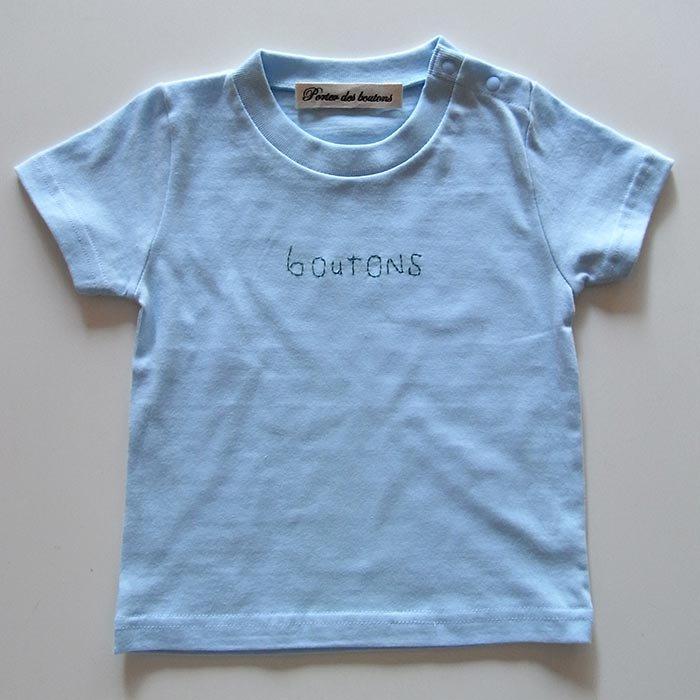 boutons Tシャツ kids 1