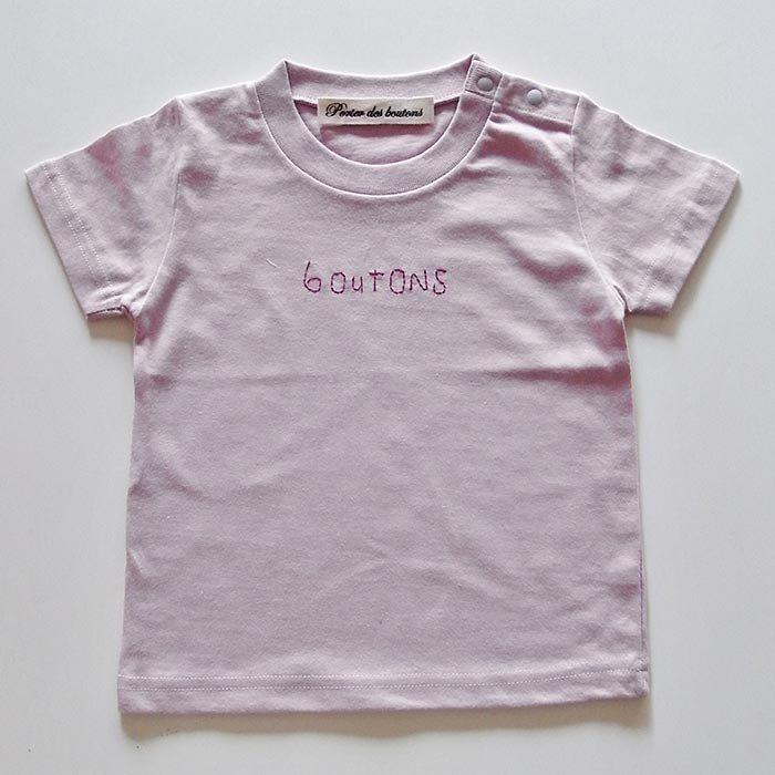 boutons Tシャツ kids 5