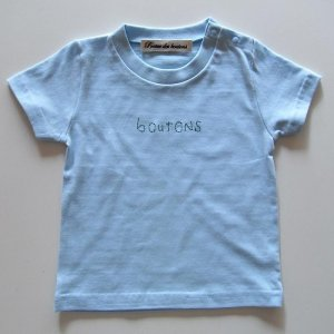 boutons Tシャツ kids
