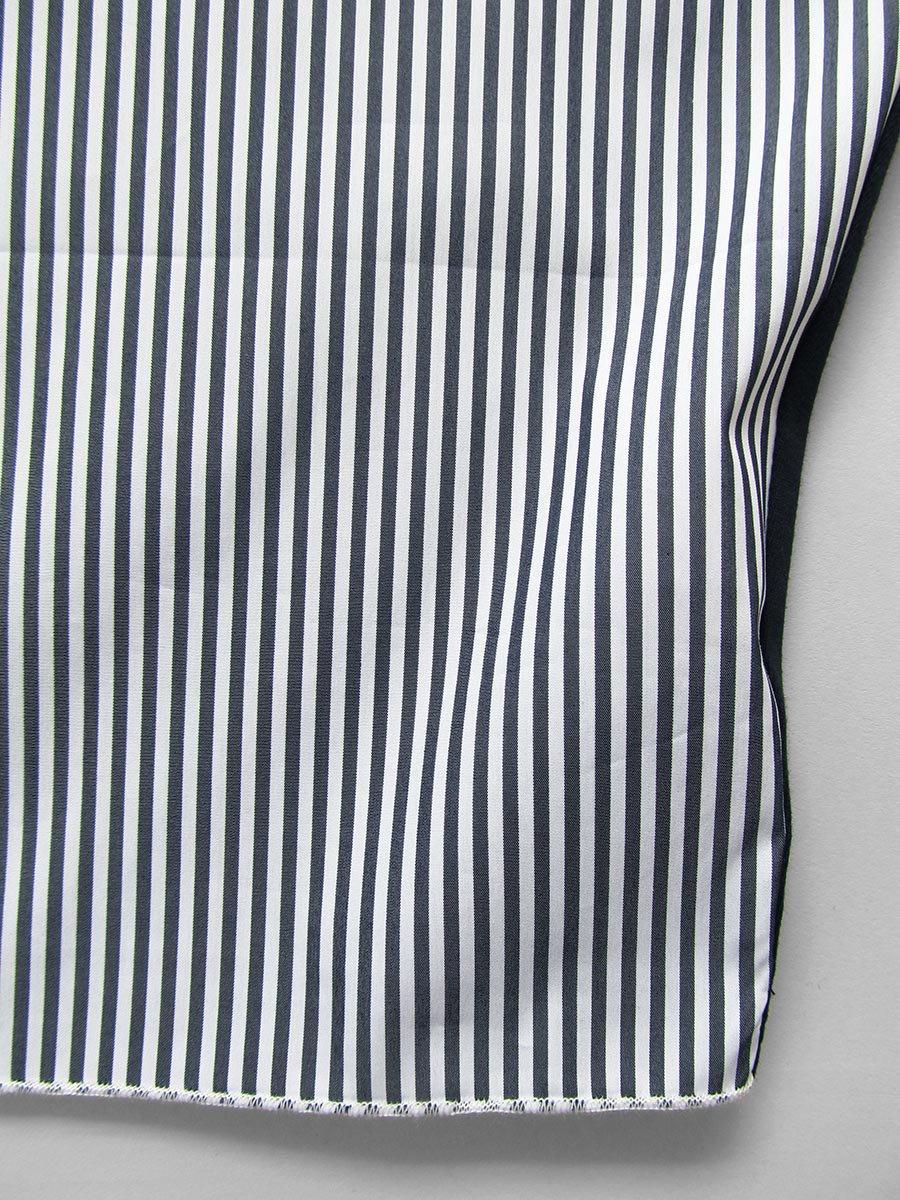 ストライプドルマンプルオーバー Dolman sleeve pullover 9