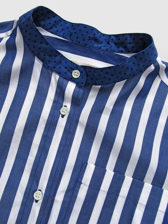 <img class='new_mark_img1' src='https://img.shop-pro.jp/img/new/icons16.gif' style='border:none;display:inline;margin:0px;padding:0px;width:auto;' />フレアシャツドレス Shirtdress 1