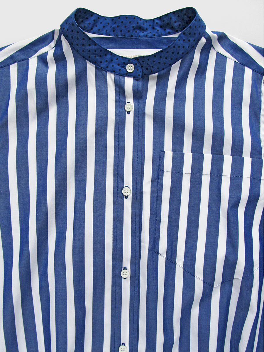 <img class='new_mark_img1' src='https://img.shop-pro.jp/img/new/icons16.gif' style='border:none;display:inline;margin:0px;padding:0px;width:auto;' />フレアシャツドレス Shirtdress 4