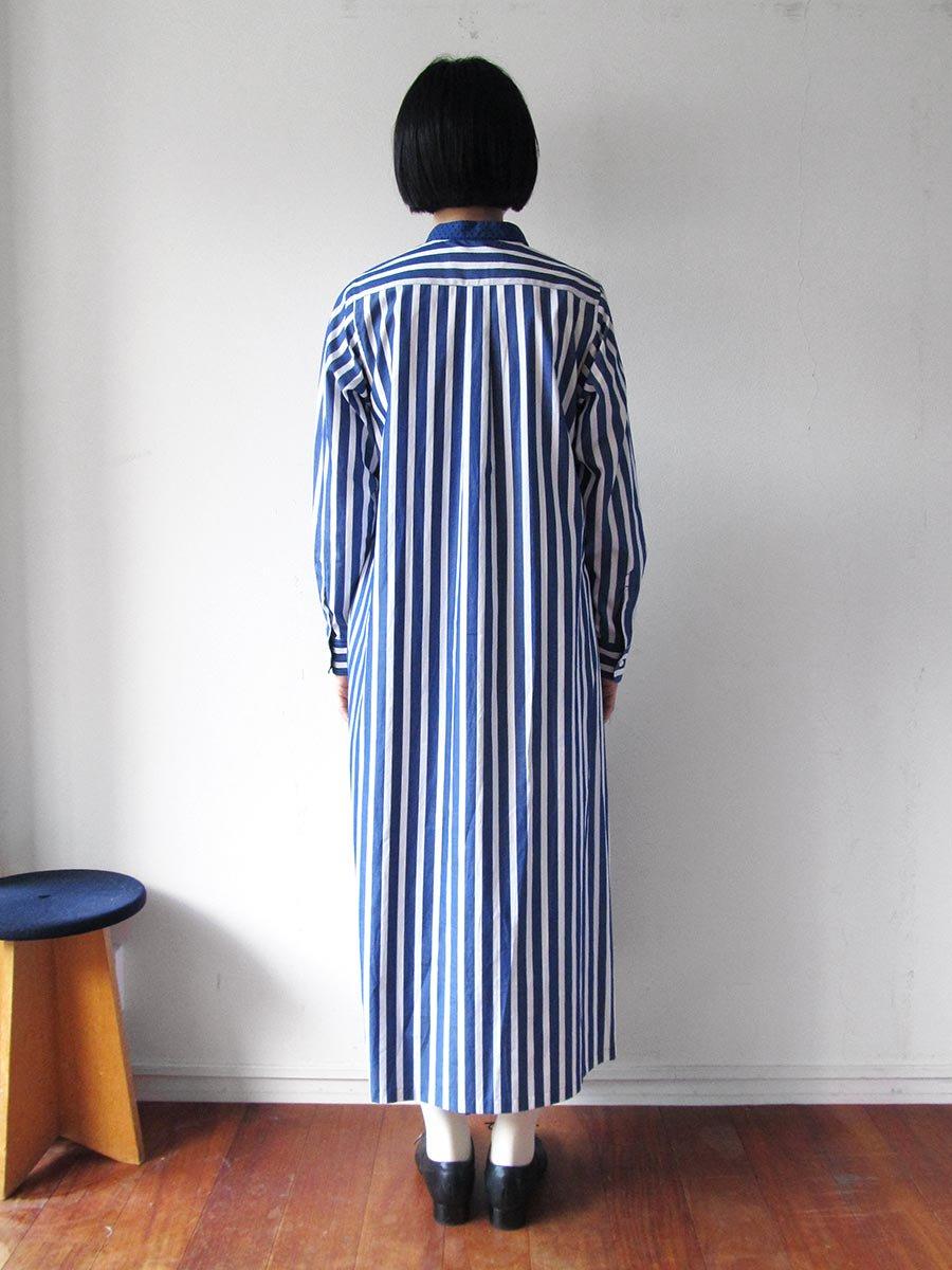 <img class='new_mark_img1' src='https://img.shop-pro.jp/img/new/icons16.gif' style='border:none;display:inline;margin:0px;padding:0px;width:auto;' />フレアシャツドレス Shirtdress 10