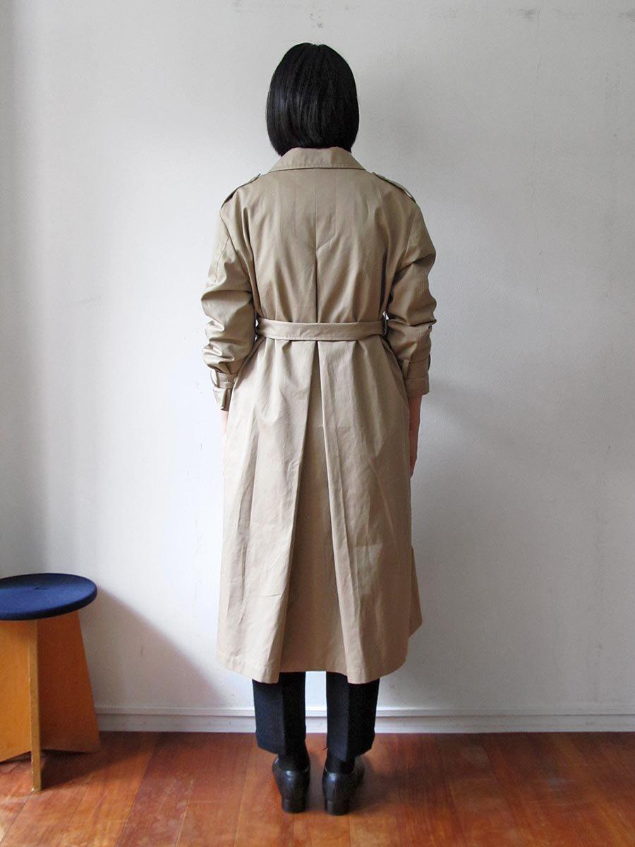 シングルトレンチコート(2020 Pre-Spring Collection) 15