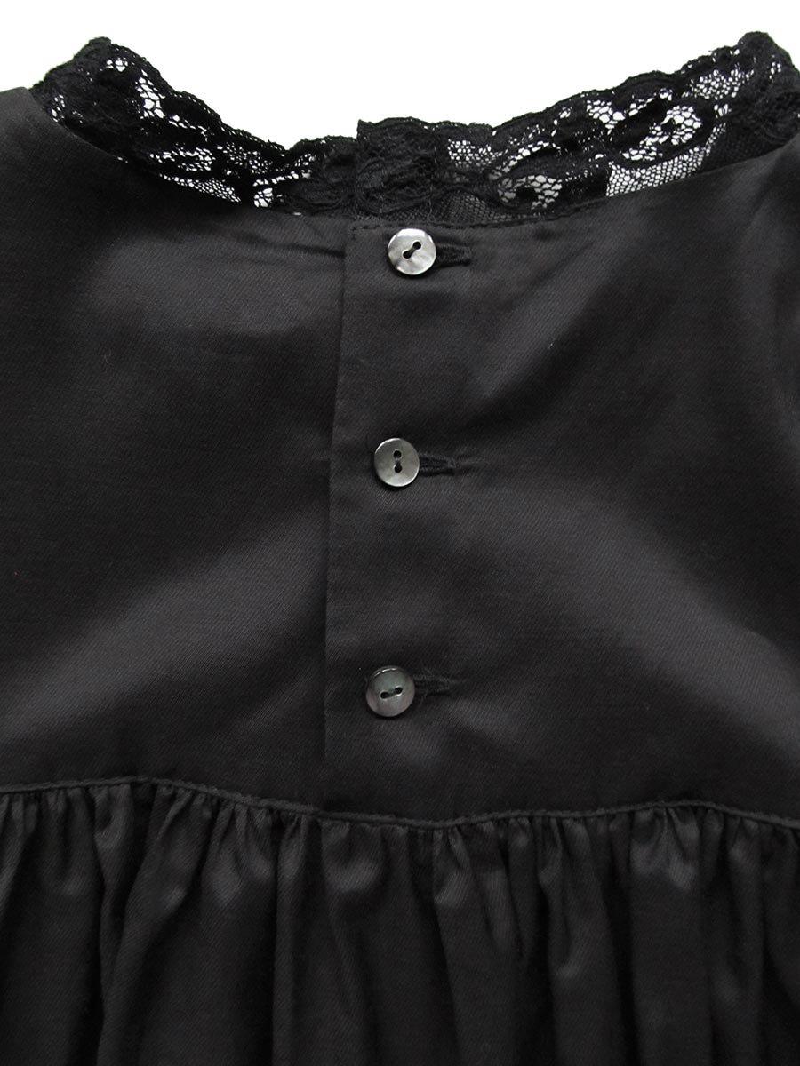 ハイネックレースブラウス(2020 Pre-Spring Collection) 8