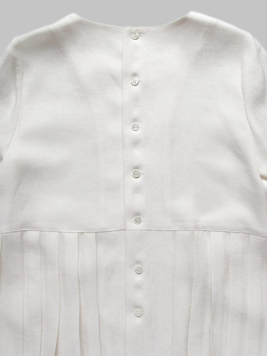 ヘムプリーツブラウス(2020 Pre-Spring Collection) 4