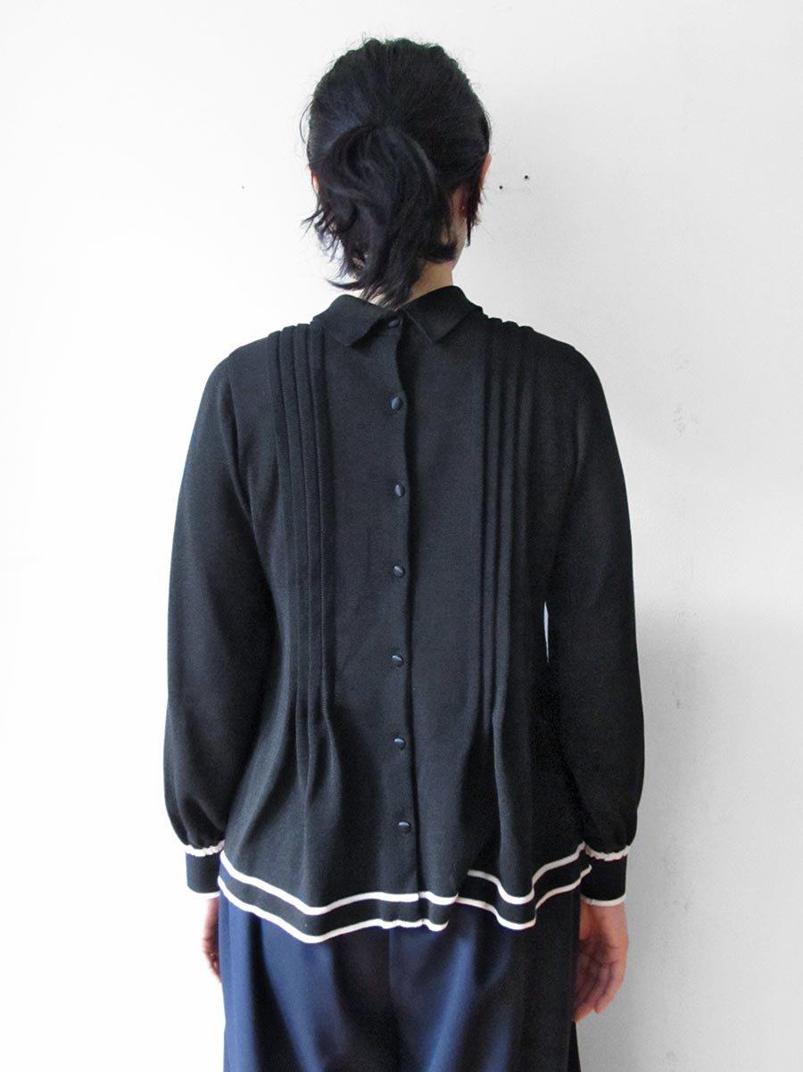 ピンタック2wayニットプルオーバー/カーディガン(2020 Pre-Spring Collection) 13