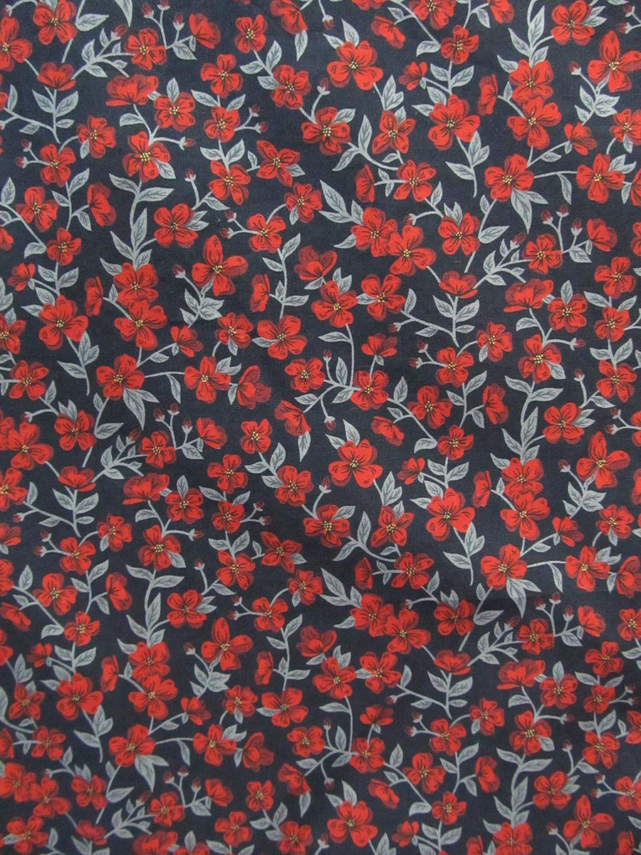 LIBERTY PRINTオールインワン(2020 Spring Collection) 11