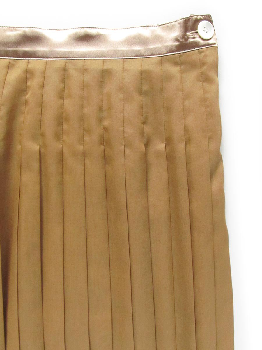 シアープリーツスカート(2020 Spring Collection) 11