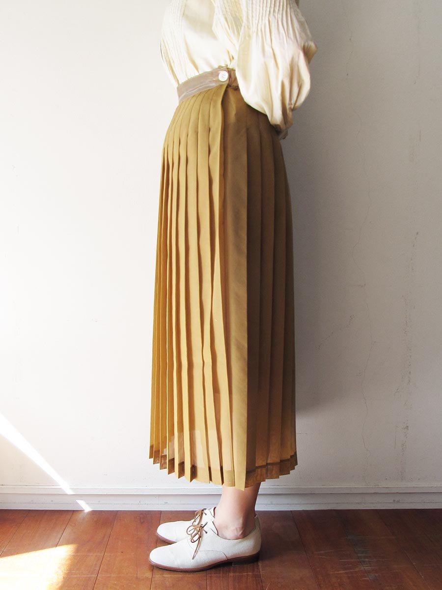 シアープリーツスカート(2020 Spring Collection) 14