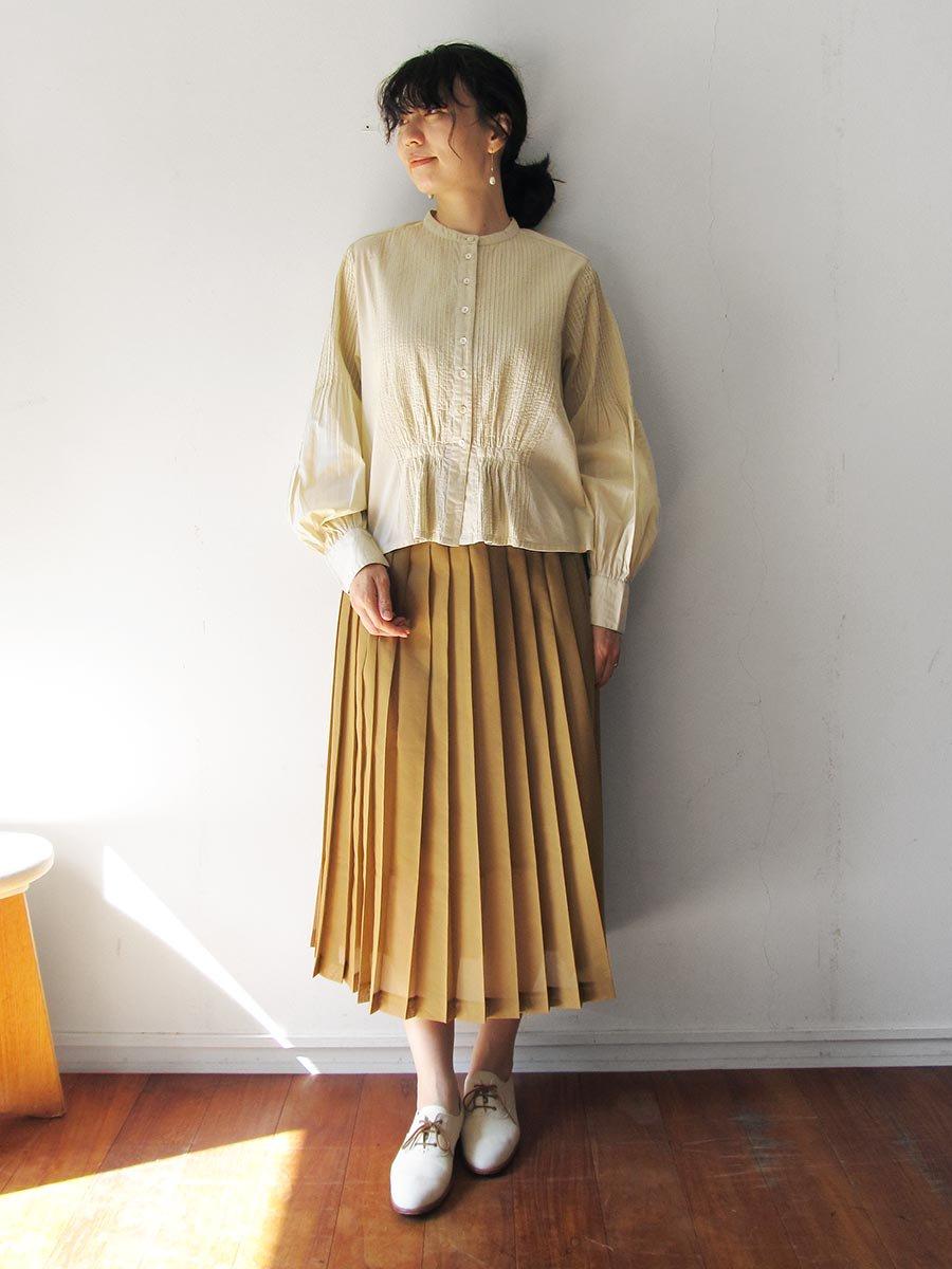 シアープリーツスカート(2020 Spring Collection) 16