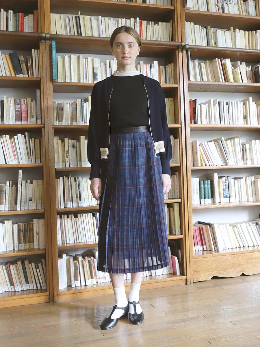 シアープリーツスカート(2020 Spring Collection) 6