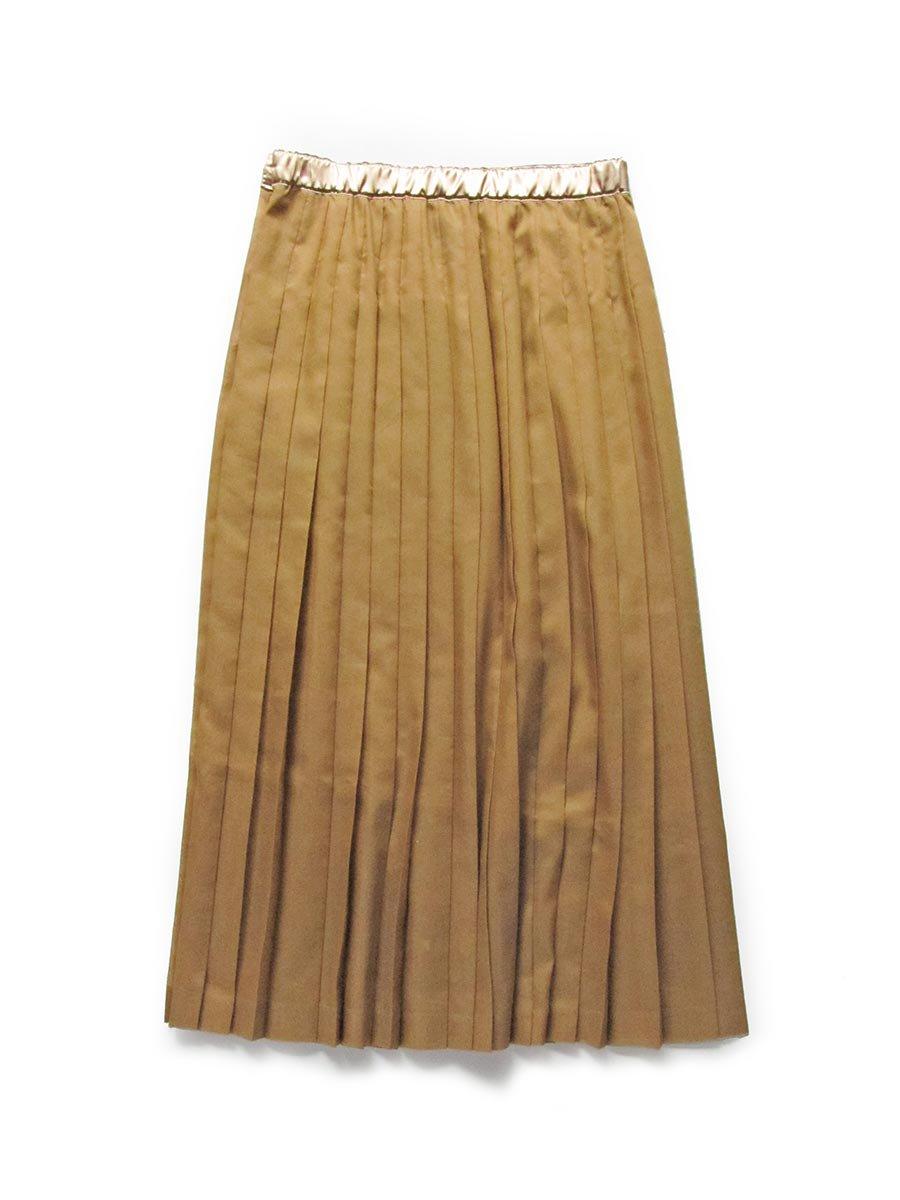 シアープリーツスカート(2020 Spring Collection) 8