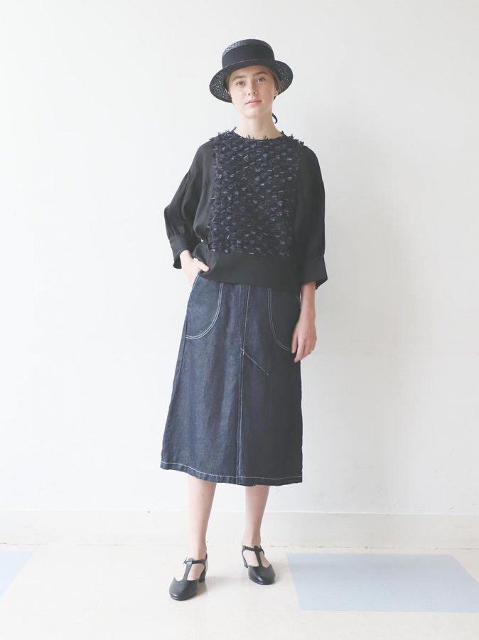 フロントタックスカート(2020 Spring Collection) 6