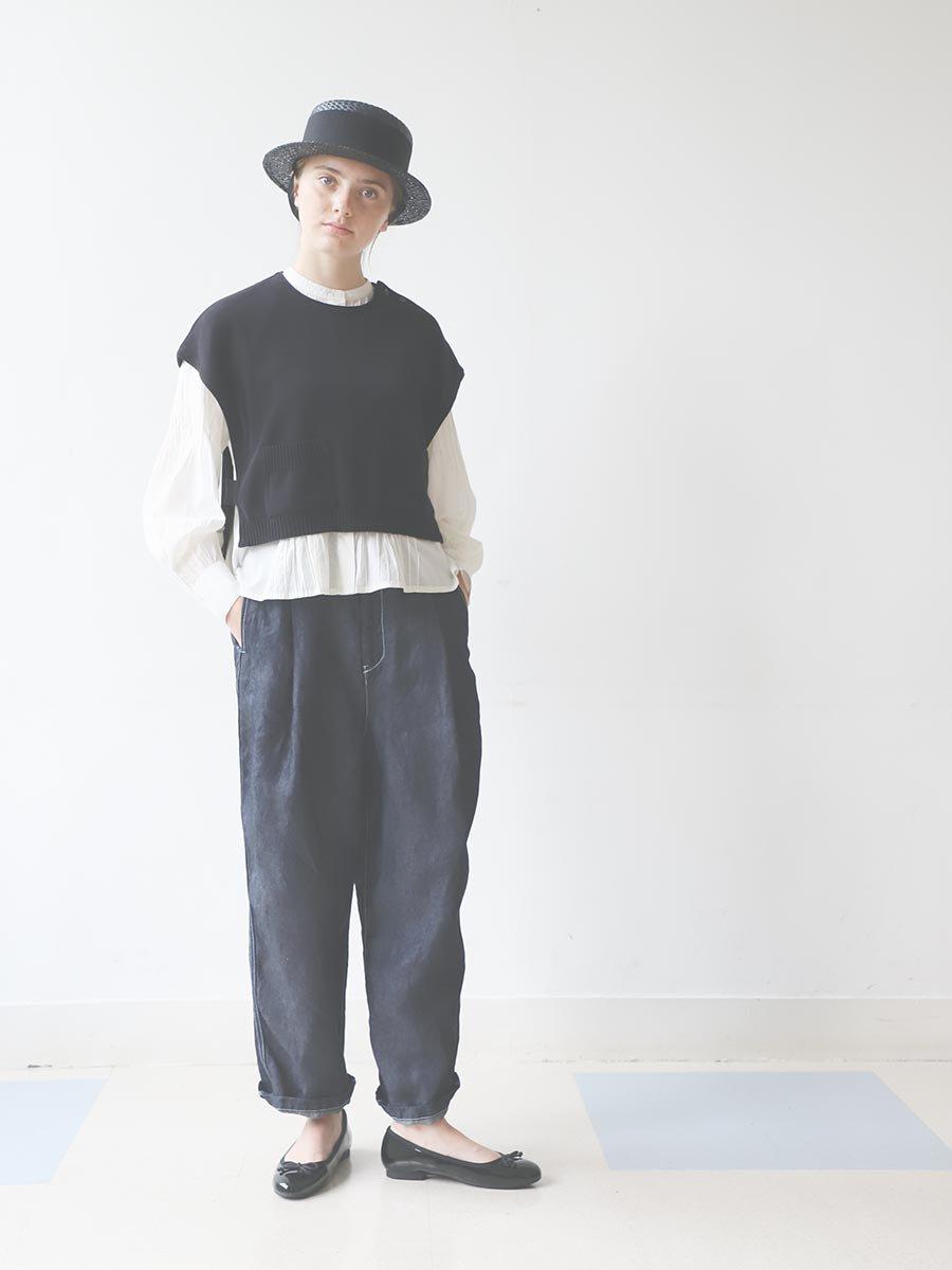 ニットベスト(2020 Spring Collection) 9