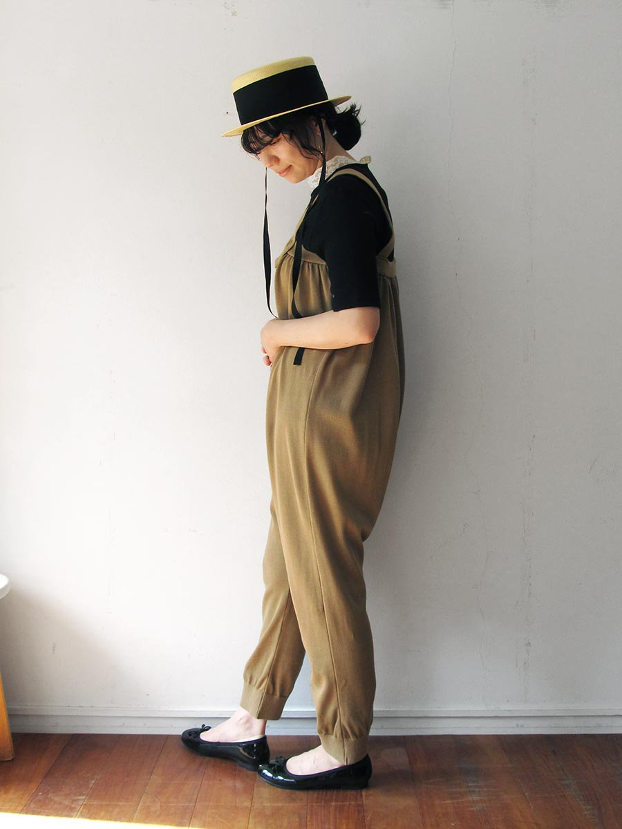 ニットサルエルサロペット(2020 Spring Collection) 14