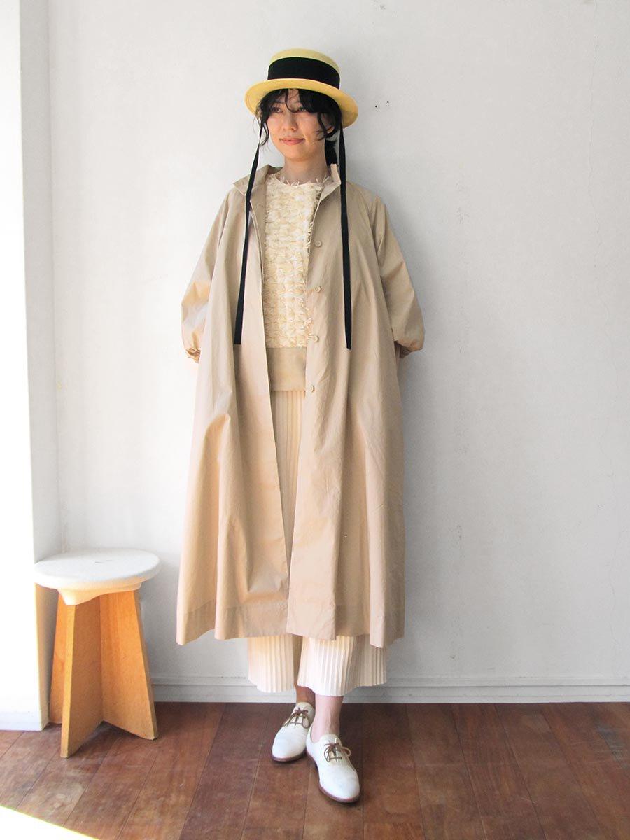 バルーンスリーブコート(2020 Spring Collection) 18
