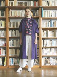 バルーンスリーブコート(2020 Spring Collection)