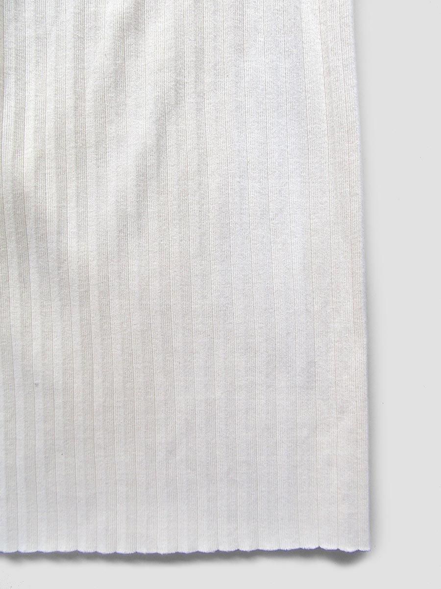 リブプリーツパンツ(2020 Spring Collection) 15